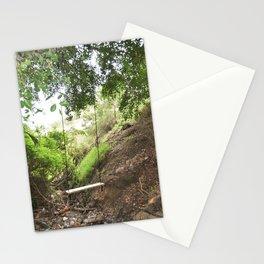 Hidden Swing in La Jolla Stationery Cards