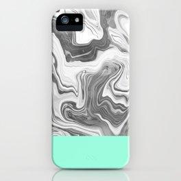Liquid Sea iPhone Case