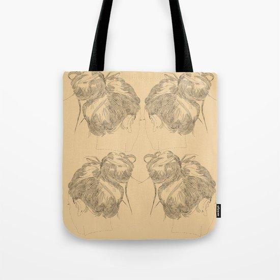 Chignon Tote Bag