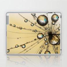 Single Dandy Seed Web Drops Laptop & iPad Skin