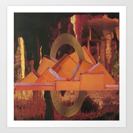 neutrogena pyramid - goofbutton collaboration #6 Art Print
