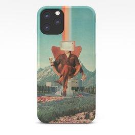 Enemy iPhone Case