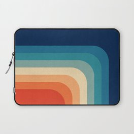 Retro 70s Color Palette III Laptop Sleeve