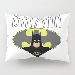 BAT-MAN Pillow Sham
