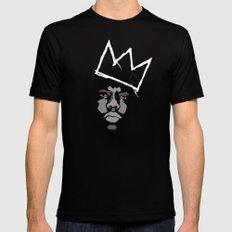 Biggie Basquiat 2X-LARGE Mens Fitted Tee Black