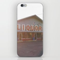 Hair Of The Dog iPhone & iPod Skin