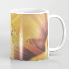 Golden Hibiscus Mug
