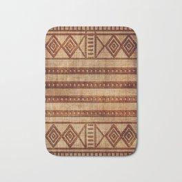 -A24- African Moroccan Traditional Artwork. Bath Mat