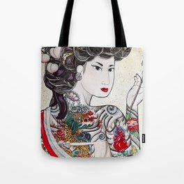 Min Hee  Tote Bag