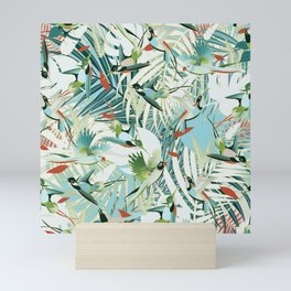 Tropical Mood III. Mini Art Print