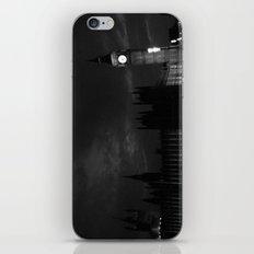 B&W Big Ben  iPhone & iPod Skin