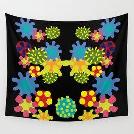 Undersea wonderworld Wall Tapestry