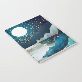 Moon Glow Notebook