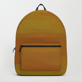 Golden Butternut Squash Backpack