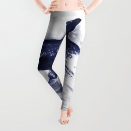 Baby Orca Blue Leggings