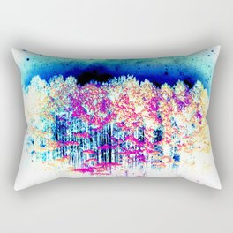 The Other Side of Reality Rectangular Pillow