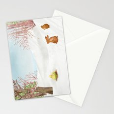 Amur adonis | Miharu Shirahata Stationery Cards