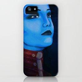 Mass Effect - Liara T'Soni iPhone Case