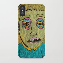 cigarettes and food  iPhone Case