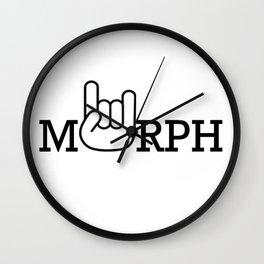 Murph Wall Clock