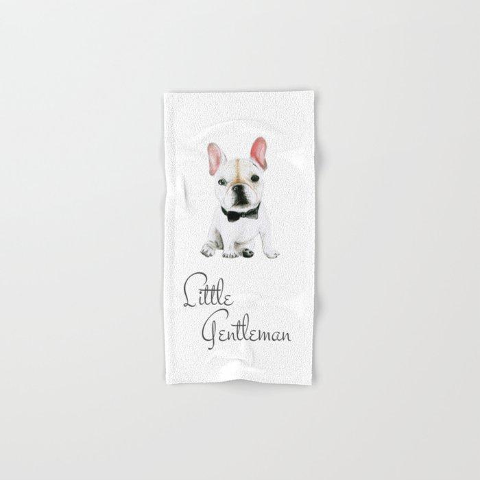 Little Gentleman Hand & Bath Towel