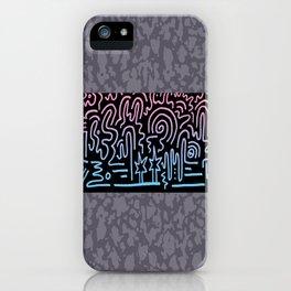 Clean Stripe (Vice) iPhone Case