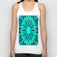 teal Tank Tops featuring Teal. by 2sweet4words Designs