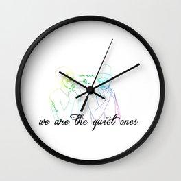 Rainbow Ziam Wall Clock