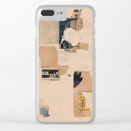 same Clear iPhone Case