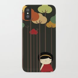 Lost iPhone Case