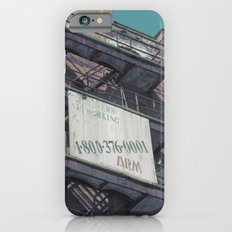 all. mod. cons... iPhone 6s Slim Case
