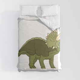 Triceratops Comforters