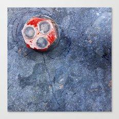 Four Circles Canvas Print