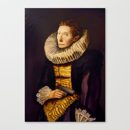 Swinton Canvas Print