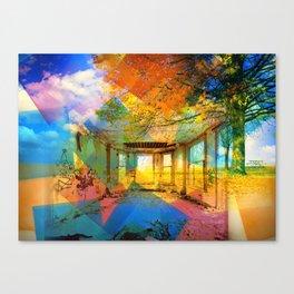 Colourful Dreams Canvas Print