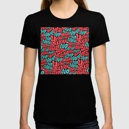 Yeah, no. T-shirt