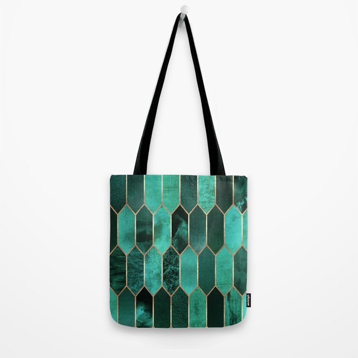 Stained Glass 2 Tote Bag