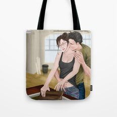 passion for printing Tote Bag