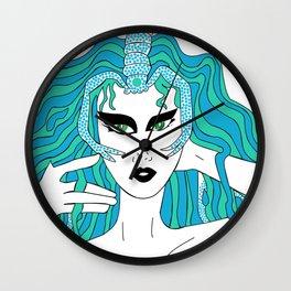 Scorpio / 12 Signs of the Zodiac Wall Clock
