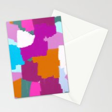 Me and You Mingled in the Dark Stationery Cards