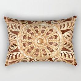 Landmark Medallion Rectangular Pillow