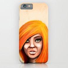 Blonde iPhone 6s Slim Case