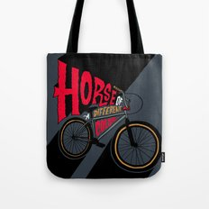 Horse of a Different Color Tote Bag