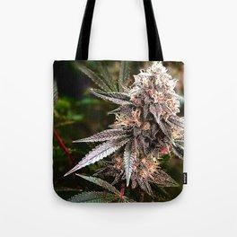 Bud and Leaf Tote Bag