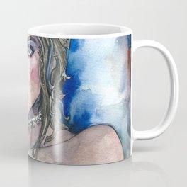 SKULLS and HEARTS Coffee Mug