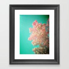 So Long September v1 Framed Art Print