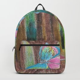 Butterfly Forest II Backpack