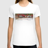 volkswagon T-shirts featuring Retired Hippies by BWooley Photo