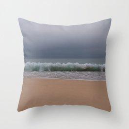 storm ad Throw Pillow