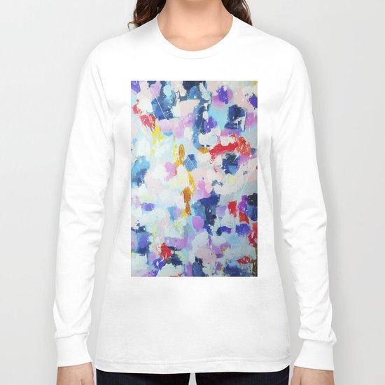 Abstract pattern 2 Long Sleeve T-shirt